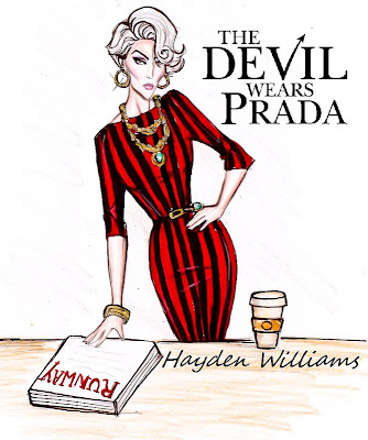 Miranda Priestly from The Devil Wears Prada